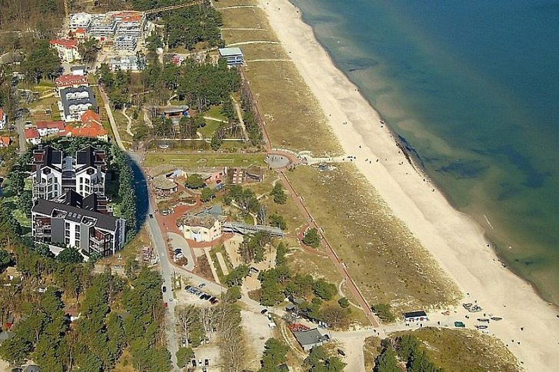 Entfernung zum Strand