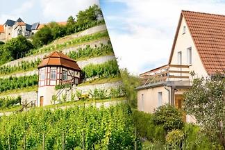Ferienhaus Saale Unstrut