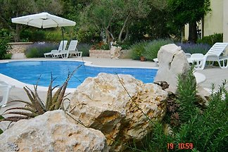 Pool-Apartments/4 Mirjana -Rab