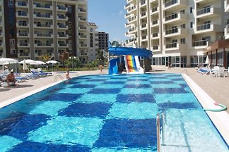 Holiday flat family holiday Avsallar