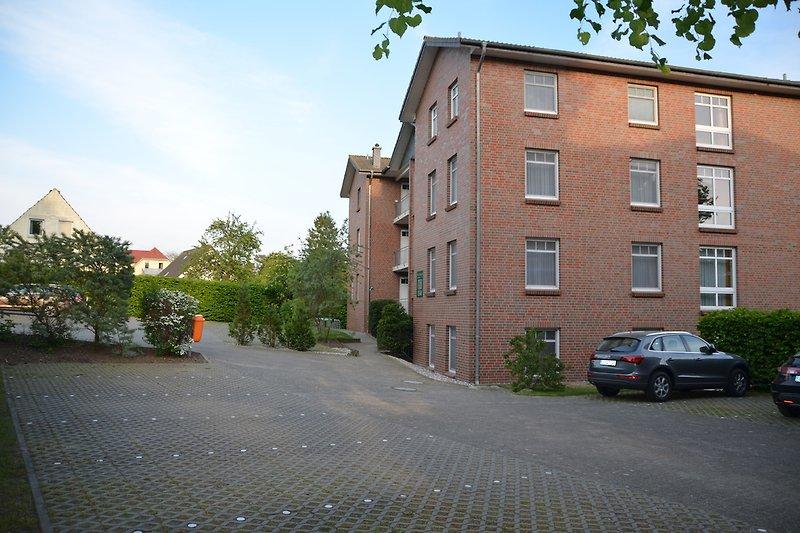 Parkplatz Haus Roland