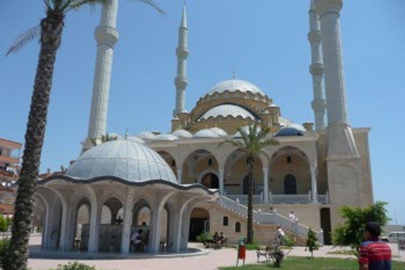 Türkische Moschee in Side