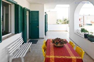 Apartamento de tres habitaciones en Porto Cesareo