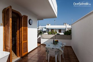 Appartement près de la plage de San Foca