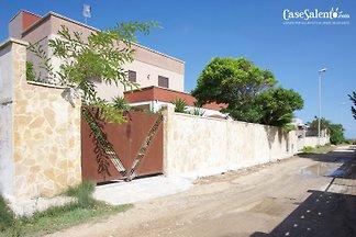 Villa en la playa, 6 dormitorios + 3 baños