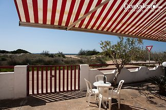Villa sur la plage de Torre Pali