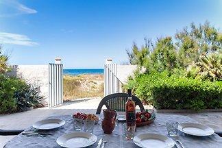 Villa am Strand von Spiaggabella