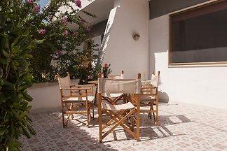 Ferienhaus in San Foca am Strand