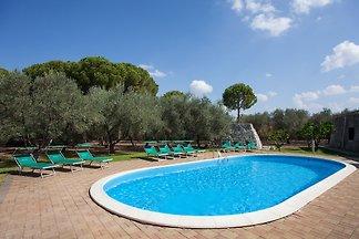 Maison de vacances à Corigliano d'Otranto