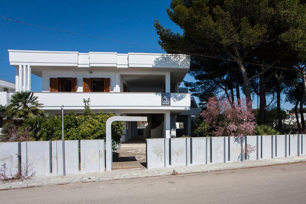 Villa sulla spiaggia di porto cesareo casa vacanze in for Costruire una casa sulla spiaggia su palafitte