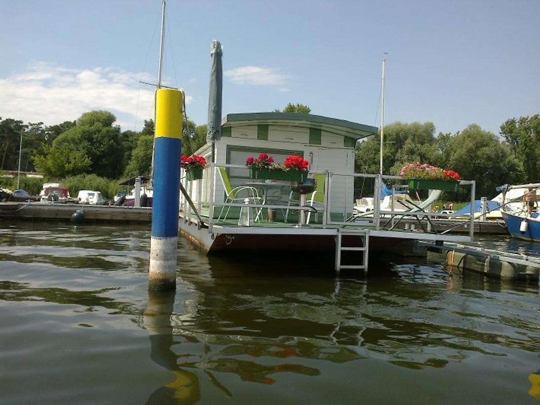 Hausboot in Brandenburg an der Havel - Herr Ehrhardt Küsel