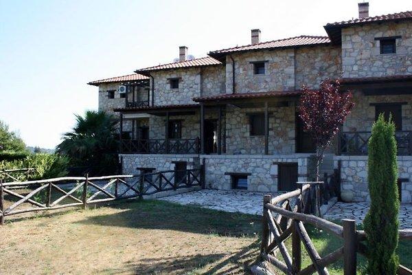 Steinhaus Villa Artemis in Vourvourou - immagine 1