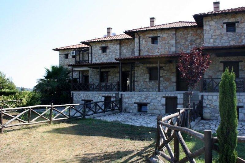 Steinhaus Villa Artemis en Vourvourou - imágen 2