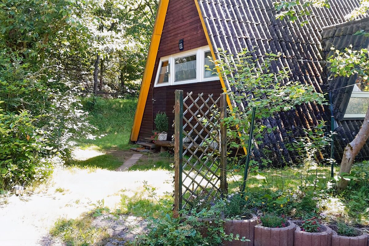 Nurdachhaus - Ferienhaus in Gossersweiler-Stein mieten
