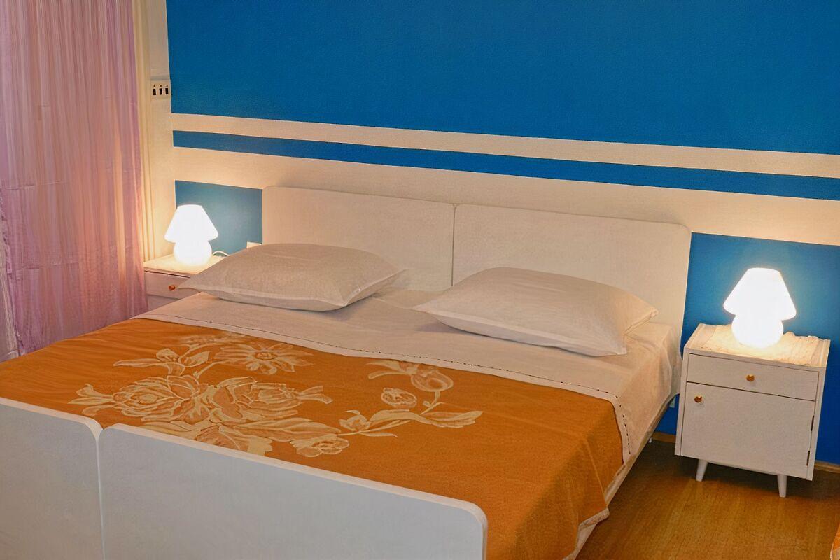 studio f r 2 personen unterkunft in vodice mieten. Black Bedroom Furniture Sets. Home Design Ideas