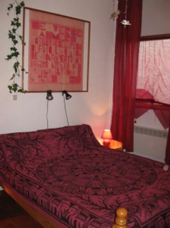 maison de village holiday home in st thib ry. Black Bedroom Furniture Sets. Home Design Ideas