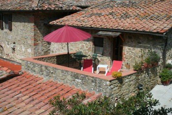 PODERE L'AQUILA- STUDIO NR. 2) à Gaiole in Chianti - Image 1