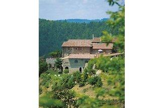 PODERE L'AQUILA, Apt. No.5) 6 pers.