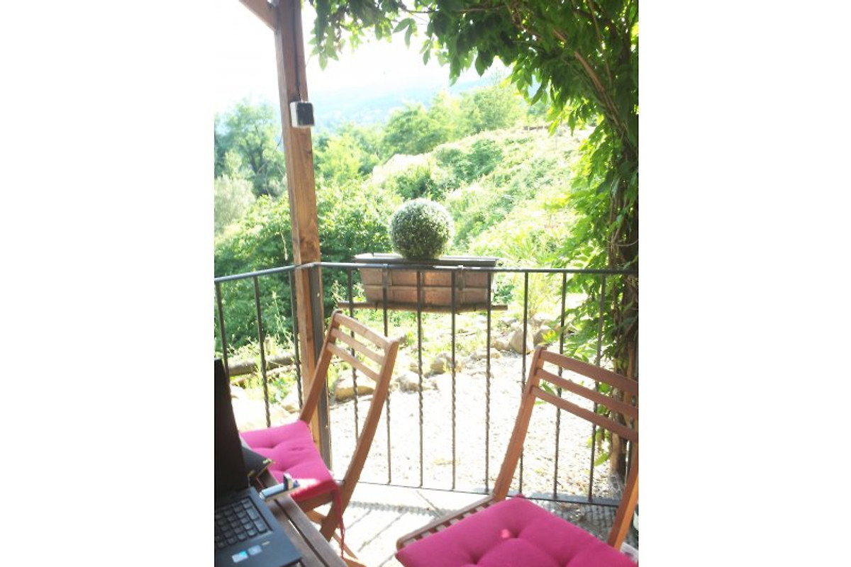Localit torrette casa vacanze in gallicano affittare for Case con torrette