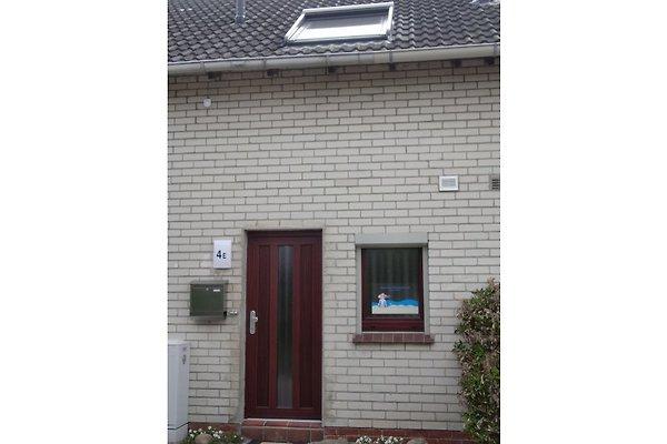 Haus beim Friesenstrand in Tossens - immagine 1