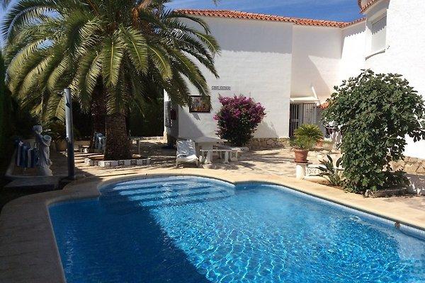 Villa Lidia Planta Baja en Denia -  1