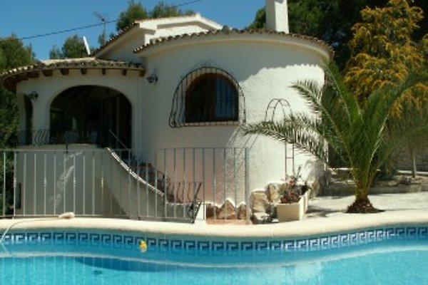 Villa yasmila en Moraira -  1