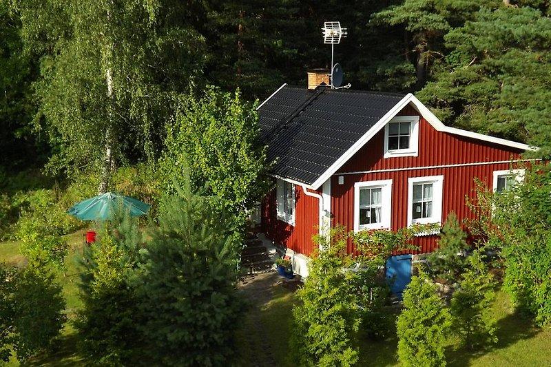 Ferienhaus Lillesjö