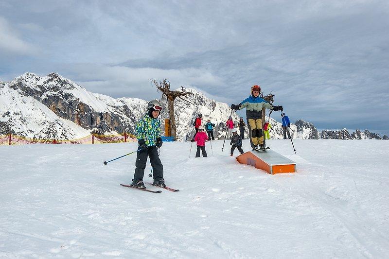 Ski-Gebiet Hochkönig