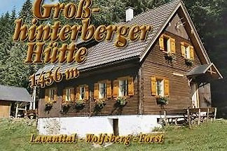 Gross Hinterberger hut