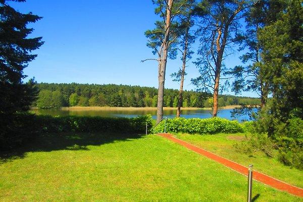 Ferienhaus mit traumhaften Blick am Barniner See