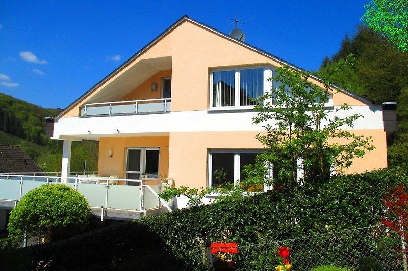 Sonnige Ferienwohnung Kaiserbad in Bad Ems