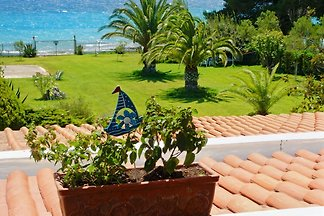 Dream holiday home by the sea in Chalkidiki Greece in a very quiet area with very clean sea!