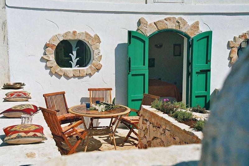Porta D'Oriente Suite - Außenansicht