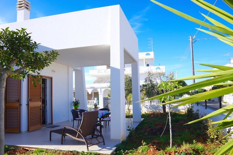 Villa Ani - modern mediterranes Ferienhaus