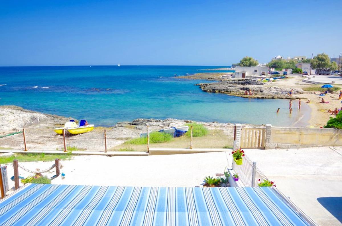 Terrazza sul mare - Ferienwohnung in Marina di Ostuni mieten