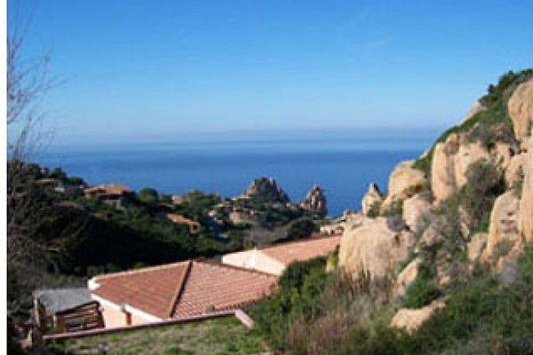 TRILOCALE DAVID- COSTA PARADISO in Costa Paradiso - Bild 1