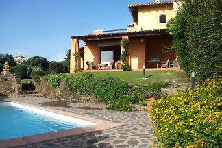 Villa Giulia PRIVADO jardín y piscina