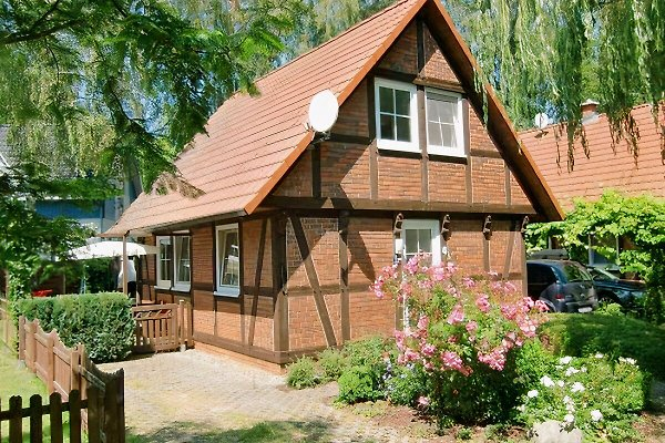 Ferienhaus Am Wald à Breege - Image 1