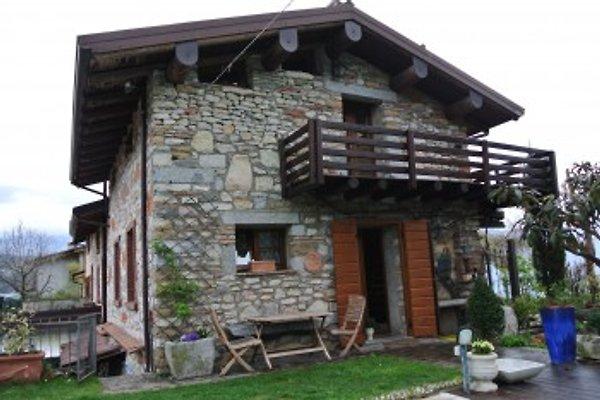 Casa Romantica mit Eingang