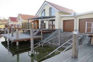 Seehaus Arielle am Geiseltalsee