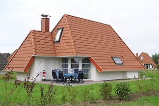 Domek letniskowy Ferienhaus Valentin Dorum