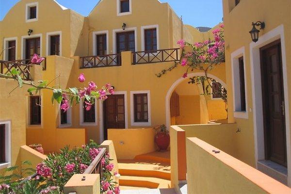 Ferienanlage in Oia- Santorin  in Santorini - Bild 1