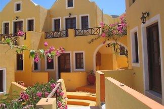 Casa de vacaciones en Santorini
