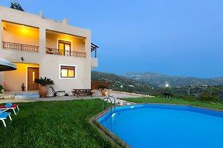 Eigenständige Villen mit Pool auf Kreta