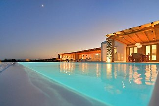 Maison de vacances à Elia Beach