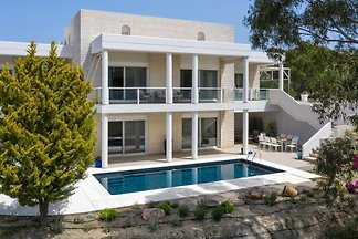 Rhodos Luxusvilla Berggipfel