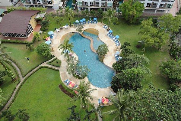 Seaview Deluxe Apartment in Patong - Bild 1