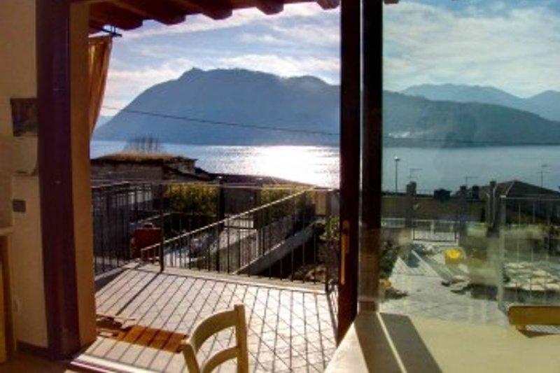 Apartment Lake Iseo in Sale Marasino - Bild 2