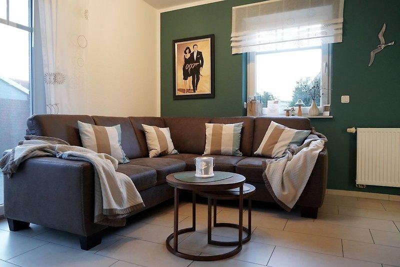 Die neue Couch zum entspannen