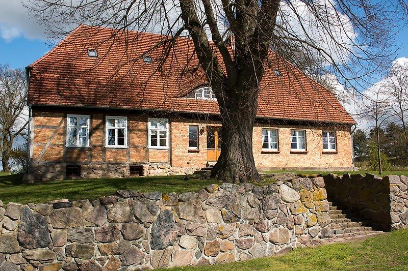 Gutshaus Jülchendorf - traumhaft schön und idyllisch ruhig gelegen